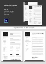creative resume samples examples format creative federal a4 resume template
