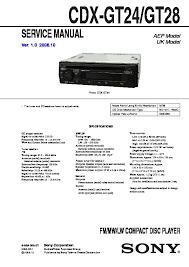sony cdx gt23w, cdx gt24, cdx gt24ee, cxs gt2413e, cxs gt2469e Sony Cdx Gt240 Wiring Diagram cdx gt24, cdx gt28 service manual sony cdx gt210 wiring diagram