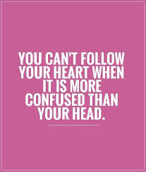 Confused Quotes About Love
