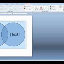 How To Create Venn Diagram In Word How To Create A Circular Flow Chart In Powerpoint Circular Flow