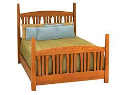 Mission Style Bed Art Craftsman Frame – GreyWorld
