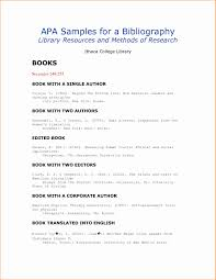 Gallery Apa Bibliography Example Coloring Page For Kids
