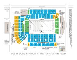 Bobby Dodd Seating Chart Elcho Table