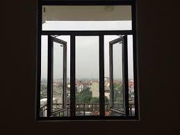 Kết quả hình ảnh cho cửa sổ mở quay nhôm xingfa