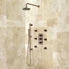 venetian bronze shower head alternative views oil rubbed bronze handheld shower head set