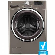 kenmore kids washer and dryer. kenmore 41383 4.3 cu. ft. front-load washer w/steam - metallic kids and dryer