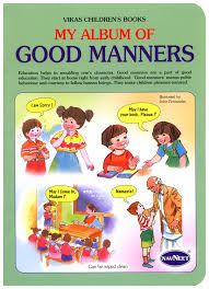 good manners chart for kids k k club