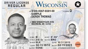 America' Licenses Secure Wisconsin Wluk New In North 'most Driver's