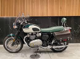 moto usata triumph bonneville t120 del