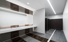 office restroom design. Selection Of Reception Desks And Vanity Troughs In Office Toilet Areas Fabricated By Decra Ltd - Offices Products CDUK | TOiIET Pinterest Restroom Design I