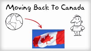 Moving Back To Canada Introduction
