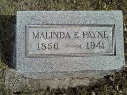 Malinda Wilkerson Payne (1856-1941) - Find A Grave Memorial
