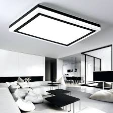 office ceiling lamps. Modern Led Ceiling Lights Office Balcony Lighting Indoor Light Rectangle Lamp Living Room Lamparas De Lamps