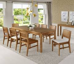 Com assento e encosto estofado, e uma estrutura produzida em madeira, a cadeira que compõe o jantar pode também compor dormitórios ou até mesmo. Cadeira De Jantar Angra Estofada Em Madeira De Eucalipto Jatoba