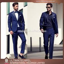Blue Coat New Style Custom Tailored Royal Blue Coat Pant Tuxedo Suits 2016 Buy Royal Blue Coat Pant Royal Blue Suits Royal Blue Tuxedo Suits Product On