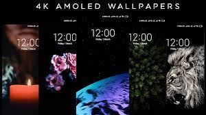 4K AMOLED Wallpapers - Live Wallpapers ...