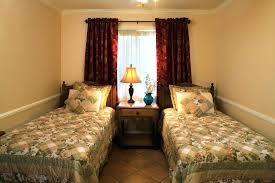 two twin beds in a small room how to fit two twin beds in a small two twin beds in a small