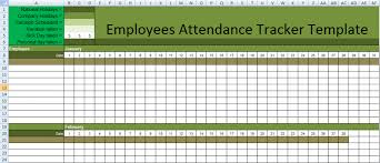 Attendance Tracking Template Classy Get Employee Attendance Tracking Templates Excel Projectmanagersinn