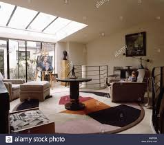 deco home furniture. Art Deco Rug And Furniture In Modern Livingroom Loft Conversion Paris Home H