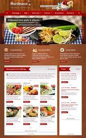 Restaurant Website Templates Unique 28Best Premium Restaurant Website Templates Free Premium Templates