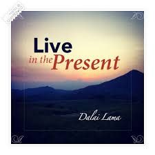 Live In The Present Quotes Gorgeous Live In The Present Life Quote QUOTEZ○CO