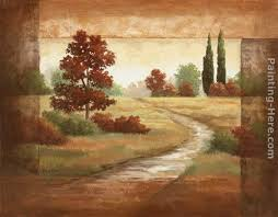 vivian flasch autumn scroll ii
