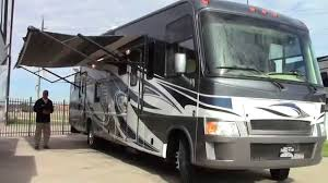 preowned 2016 thor outlaw 3611 cl a gas toy hauler motorhome rv holiday world of houston in katy you