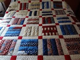 Quilting Designs For A Rail Fence Quilt Rail Fence Quilt Love The Quilting Rail Fence Quilt