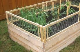 25 diy raised garden bed plans that