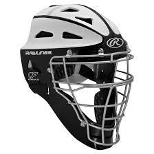 Rawlings Two Tone Velo Fastpitch Catchers Helmet