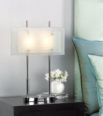 possini euro design lighting. A White Linen Rectangle Shade Sits On Top Offering Warm Illumination. From The Possini Euro Design Lighting Collection. T