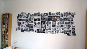 picture collage wall diy photo wall