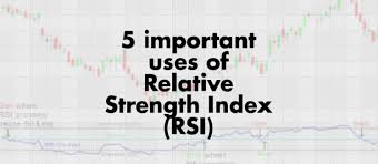 5 Important Roles Of Relative Strength Index Rsi A