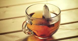 tea bag in cup.  Bag Here Is Startling Reason For Not To Leave Your Teabag In The Cup Intended Tea Bag In Cup P