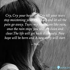 Crying Heart Images With Quotes Daily Motivational Quotes