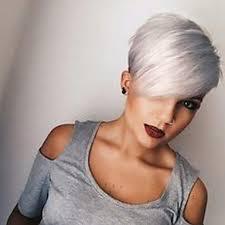 Paruka Na Vlasy Bez Vlasů Přírodní Vlasy Volný Střih Pixie Krátké