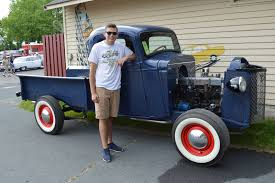 Logan Stockamp and His 1937 Chevrolet Pickup Truck | Hotrod Hotline