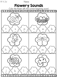 Spring Worksheets For Kids – Color Bros