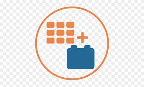 Solar Plus Storage Energy Solutions Energy Clipart