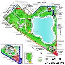Drawings Site Site Layout Cad Drawings Service In Satellite Ahmedabad Hi Tech