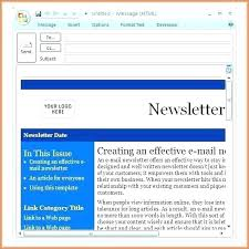 How To Create An Email Template In Outlook 2010 Create Email Signature Template Outlook 2010 Format Changes When