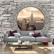 Vlies Tapete Top Fototapete Wandbilder Xxl Real For 3d Fenster