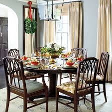 round dining table decorating ideas decor room modern