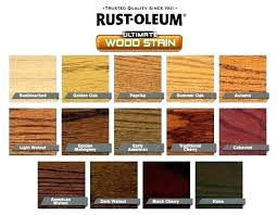 Wood Stain Colors Minwax Color Chart Minwax Exterior Stain Laserocular Info