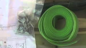 lawn chair webbing replacement nylon material repair kits for plastic aluminum folding chairs