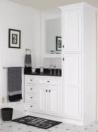 Simple White Bathroom Cabinets With Dark Countertops Best Ideas On Pinterest Master Throughout Beautiful