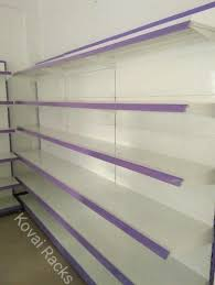 supermarket rack type side wall shelves capacity 50 150 kg per layer