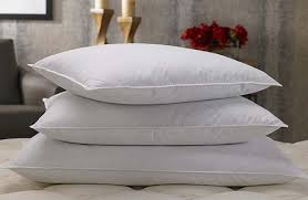 White <b>Plain Soft</b> Bed Pillow, Shape: <b>Rectangle</b>, Size/Dimension: 16 ...