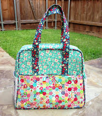 Three Owls Handmade: Weekender Bag Tips and Modifications - Part 1 ... & I am making this third bag for my oldest daughter and I wanted to make  something cool, but not as complex. I also wanted to try and use duck  canvas behind ... Adamdwight.com
