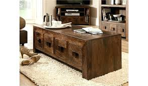 coffee table 4 drawer from our side tables range today irving asda